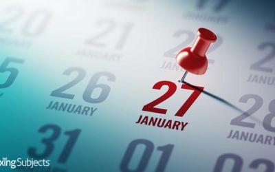 2019 Filing Season to Start January 27, IRS Says